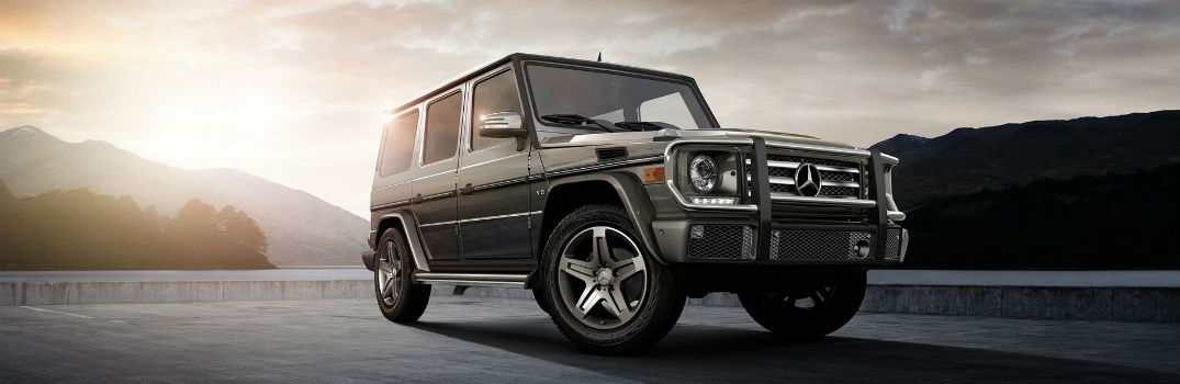 Pre-Owned G-Class in Scottsdale