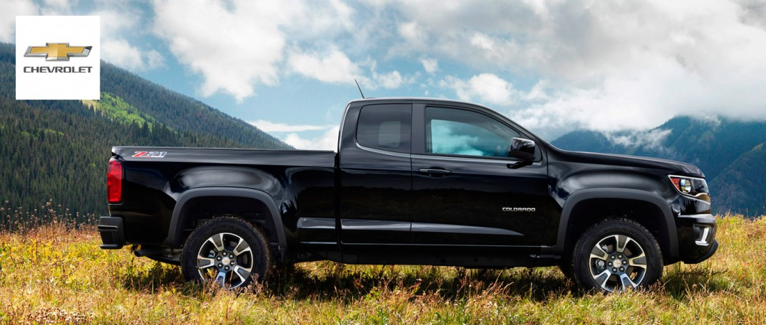 2015 Chevy Colorado Special Edition Vehicles