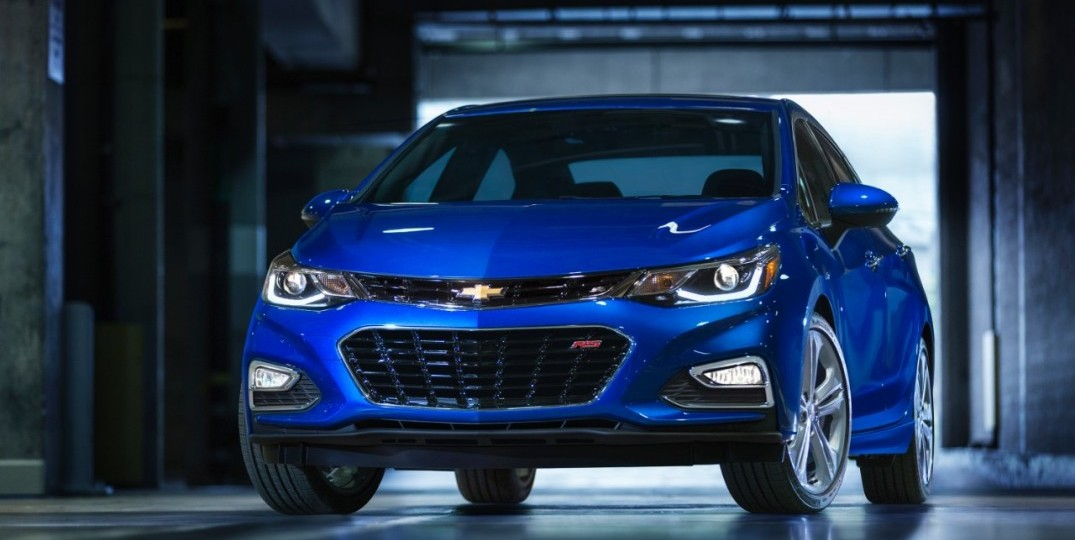 2016 Chevy Cruze New Engine Options and Features