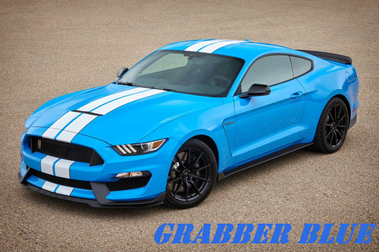 Features and specs for the 2020 Ford Shelby GT350 Mustang