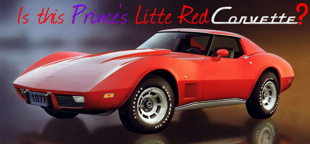 what car inspired prince s little red corvette. Cars Review. Best American Auto & Cars Review
