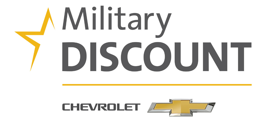 Don't miss out on Chevy's extended military discount program