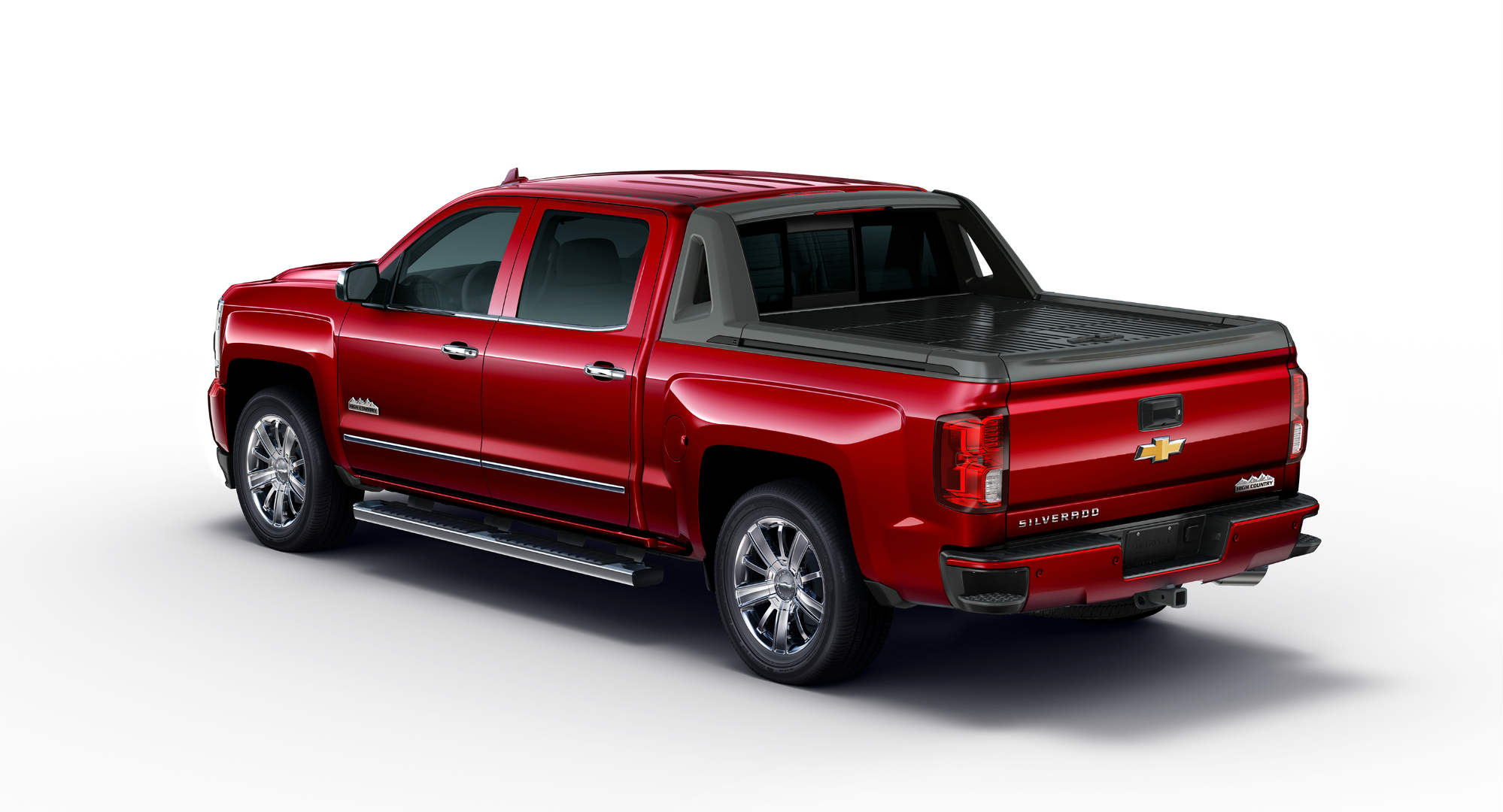 What Is The Chevy Silverado High Desert