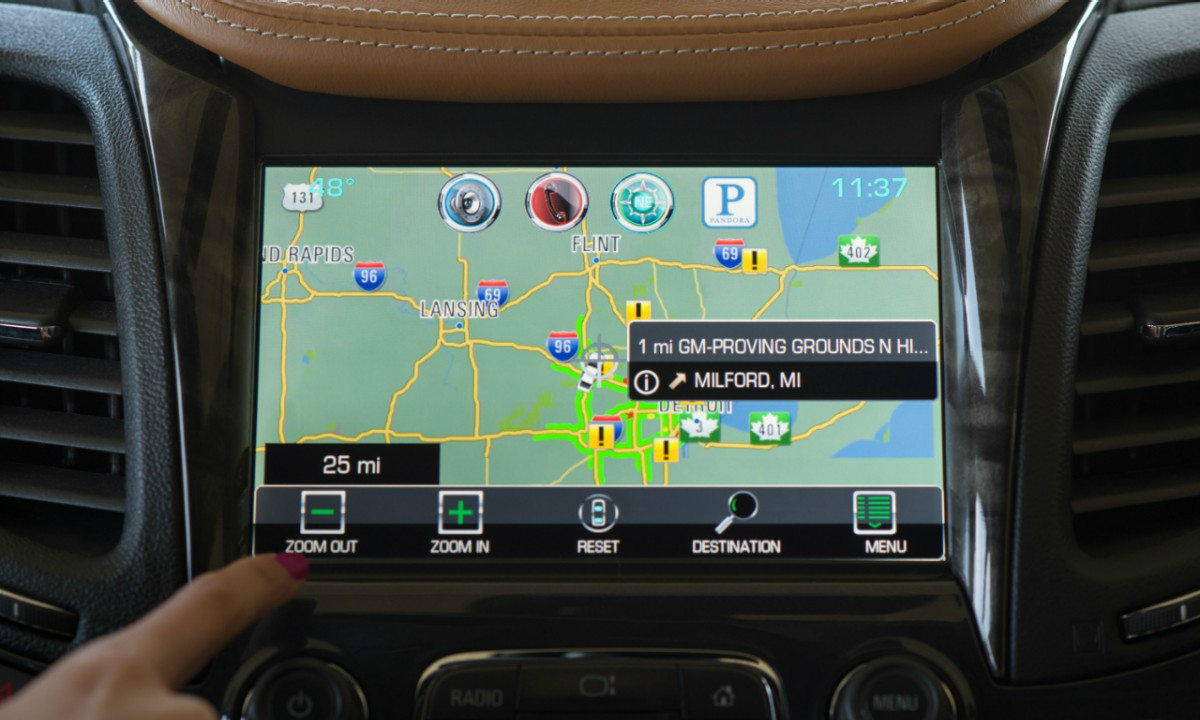 What Is Chevy Mylink And How Does It Work