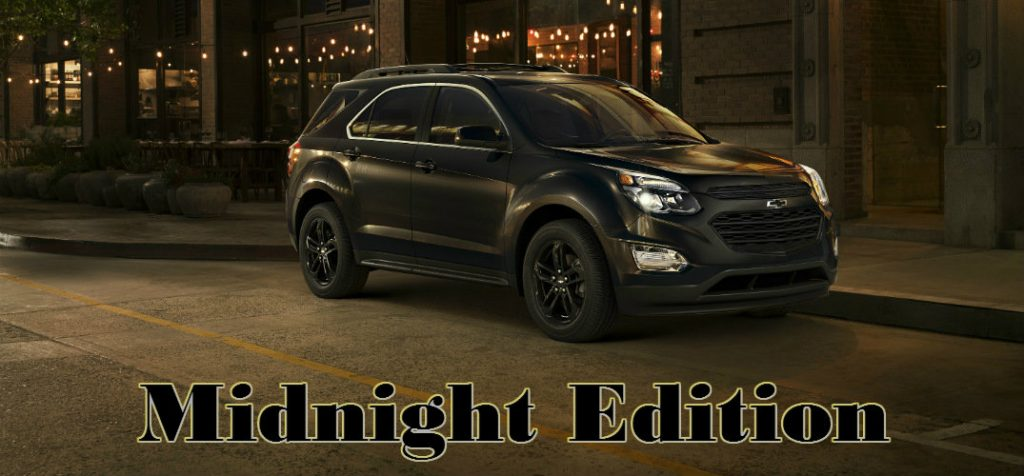 which chevy suvs can you buy blacked out. Black Bedroom Furniture Sets. Home Design Ideas
