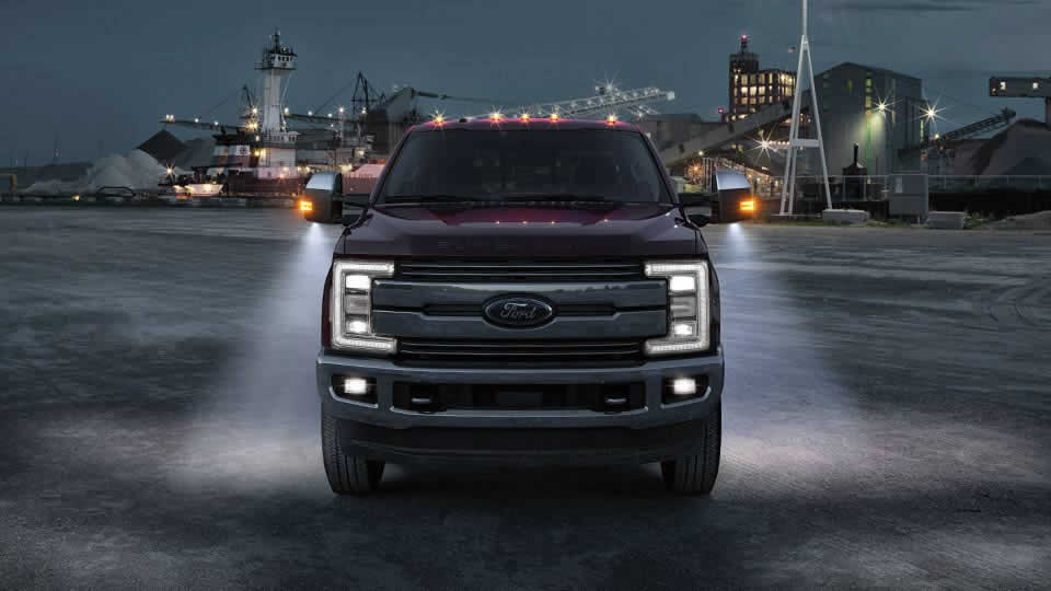 Fuel Capacity And Range Of The 2017 Ford Super Duty