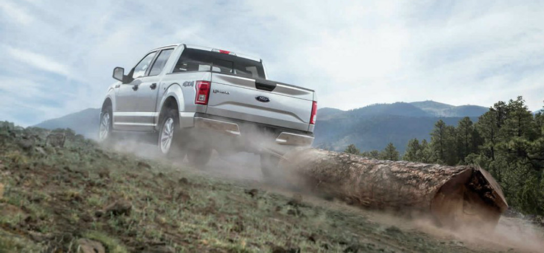 What's new for the 2017 Ford F-150?