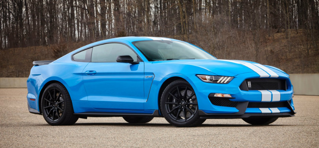 What Is The Shelby Gt350 Mustang