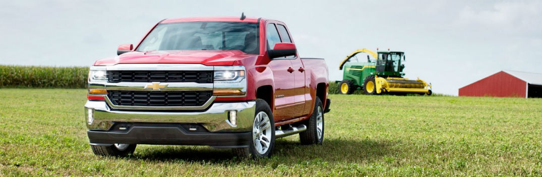 Powerful and efficient engine options help make 2017 Chevy Silverado 1500 an easy pick for new truck