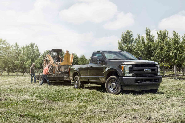 2017 ford f 350 super duty towing and payload capacity. Black Bedroom Furniture Sets. Home Design Ideas