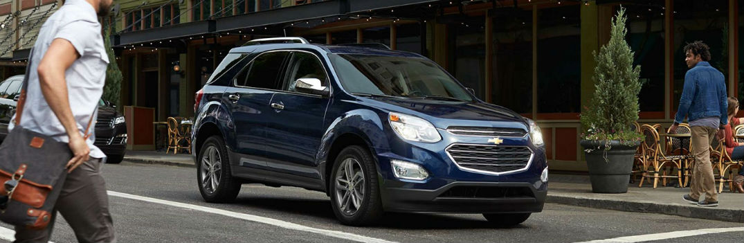2017 Chevy Equinox Technology Features