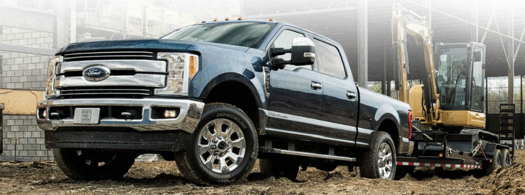 2017 Ford F-250 Engine Specs