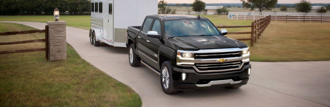 Impressive tow rating gives 2017 Chevy Silverado 1500 the capability drivers are looking for in a new truck