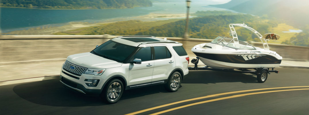 Top 8 Instagram Photos of the 2017 Ford Explorer