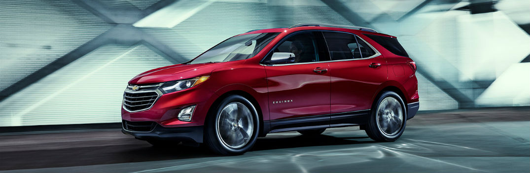 2018 Chevy Equinox Horsepower and Torque Ratings