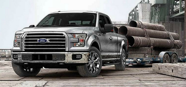 epa fuel economy for the 2015 f 150 car credit center. Black Bedroom Furniture Sets. Home Design Ideas