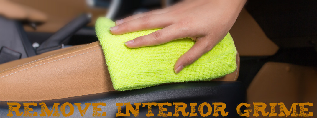 how to remove interior grime in a car. Black Bedroom Furniture Sets. Home Design Ideas