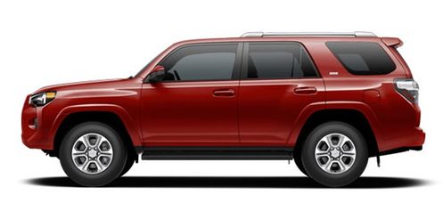 2016 Toyota 4 Runner Options And Pricing