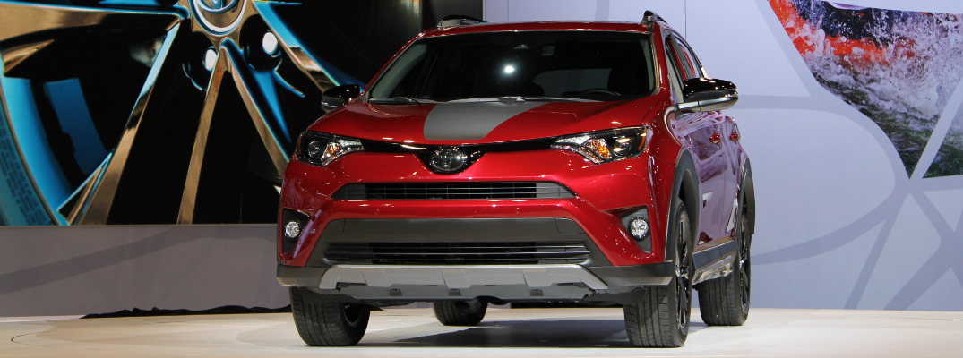 2018 toyota rav4 adventure performance features us release date. Black Bedroom Furniture Sets. Home Design Ideas
