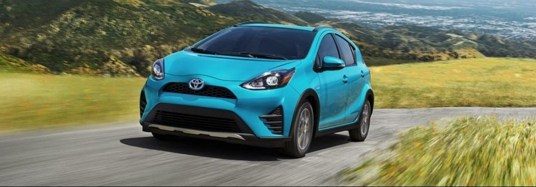 Best Features in the new 2018 Toyota Prius c subcompact