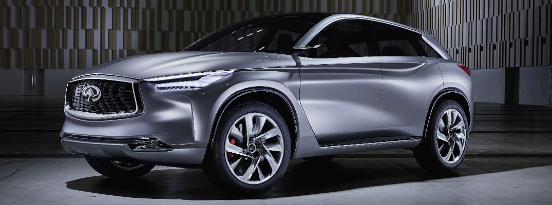 Infiniti Dealer Reading >> Infiniti QX Sport Inspiration details and features