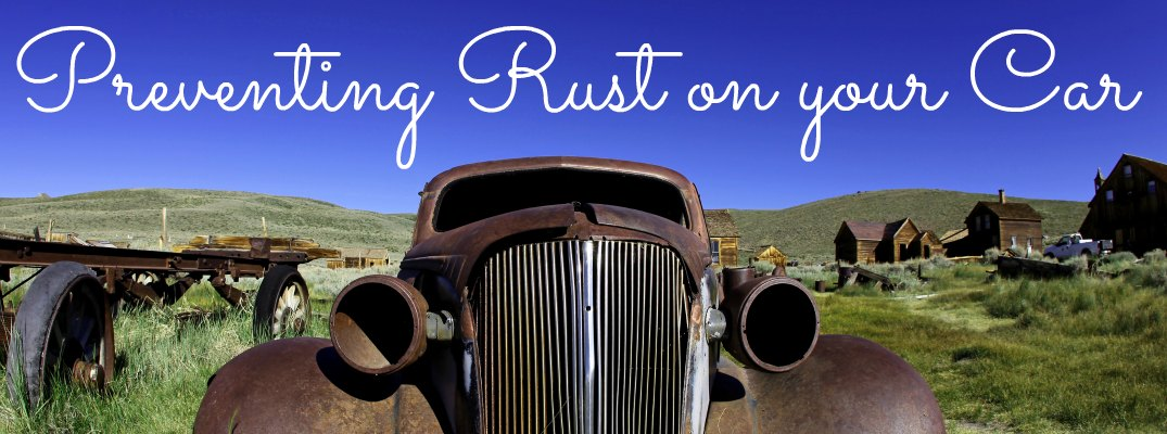 how to stop car rust at home