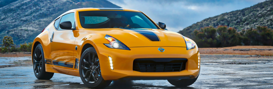 2018 Nissan 370Z Heritage Edition Specs, Features and ...