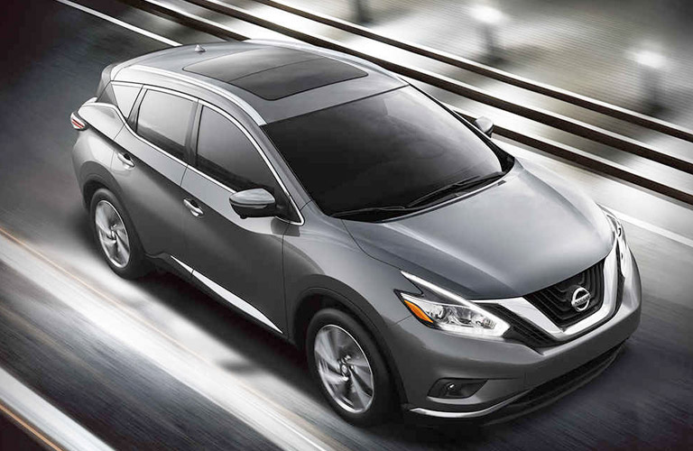 How Much Can The 2017 Nissan Murano Tow