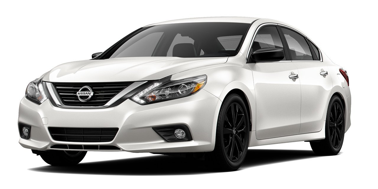 difference between the 2017 nissan altima sr and the sr midnight edition. Black Bedroom Furniture Sets. Home Design Ideas