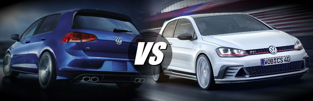 how the volkswagen golf r compares to the gti clubsport. Black Bedroom Furniture Sets. Home Design Ideas