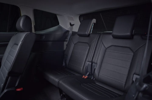 Seating Capacity and Cargo Space for the 2018 Volkswagen Atlas