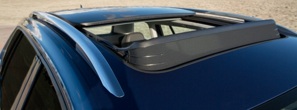 What is a Volkswagen Panoramic Sunroof?
