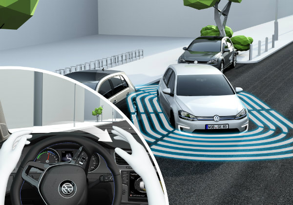 What Is Volkswagen Park Assist
