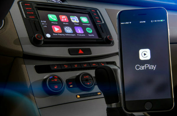 volkswagen models with apple carplay and android auto. Black Bedroom Furniture Sets. Home Design Ideas