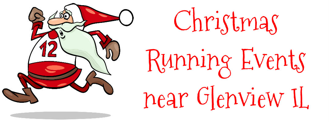 Christmas Running Events Near Glenview IL