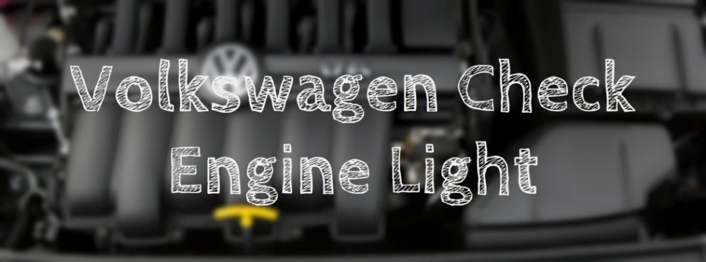 Vw Atlas Lease >> How to Reset the VW Check Engine Light