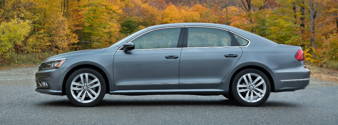 Differences Between The 2016 Volkswagen Passat Trims