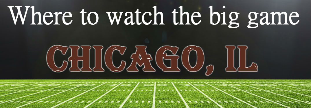 Where to watch Super Bowl LI Chicago IL