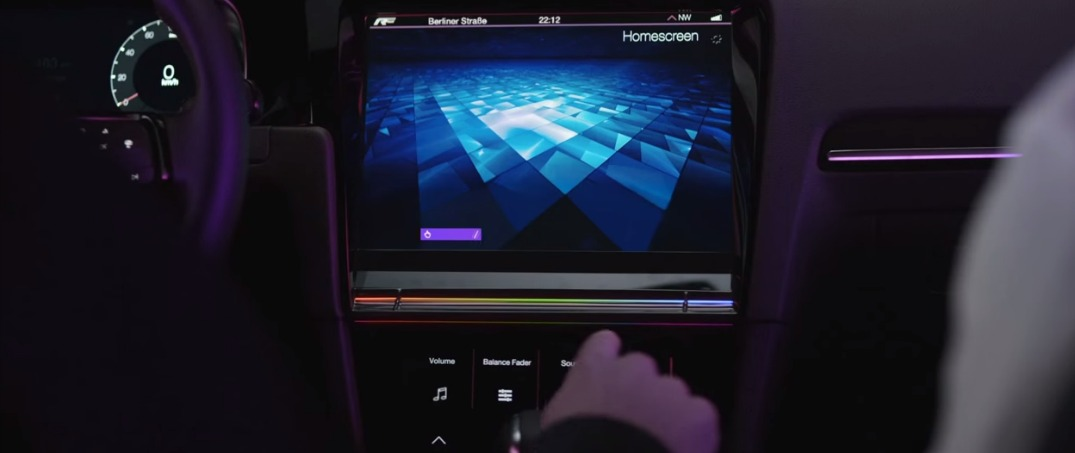 When Will VW Gesture Control Be Available?