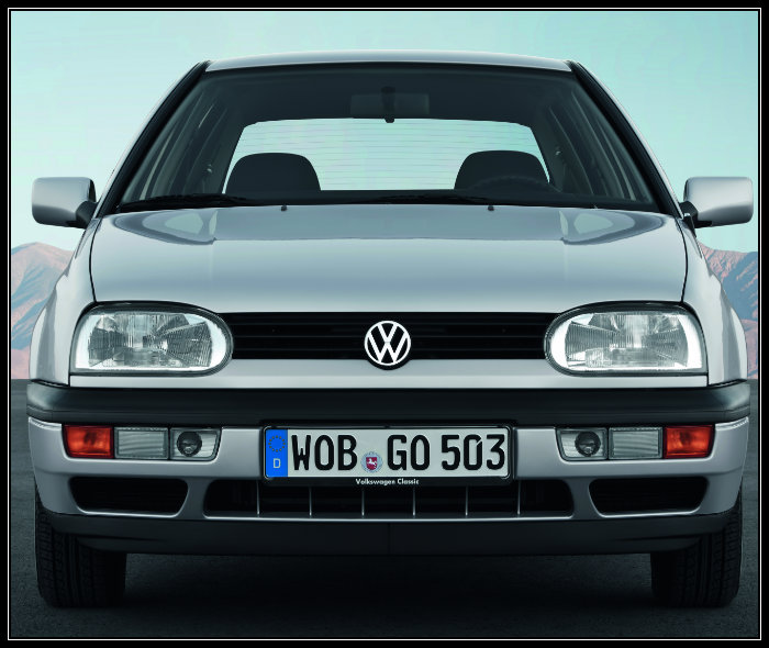 Cars Through History Timeline: Timeline History Of The Volkswagen Golf W/ Pictures