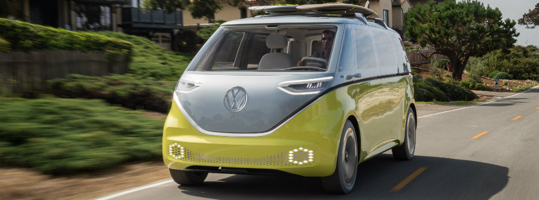 Volkswagen I.D. BUZZ from Concept to Production