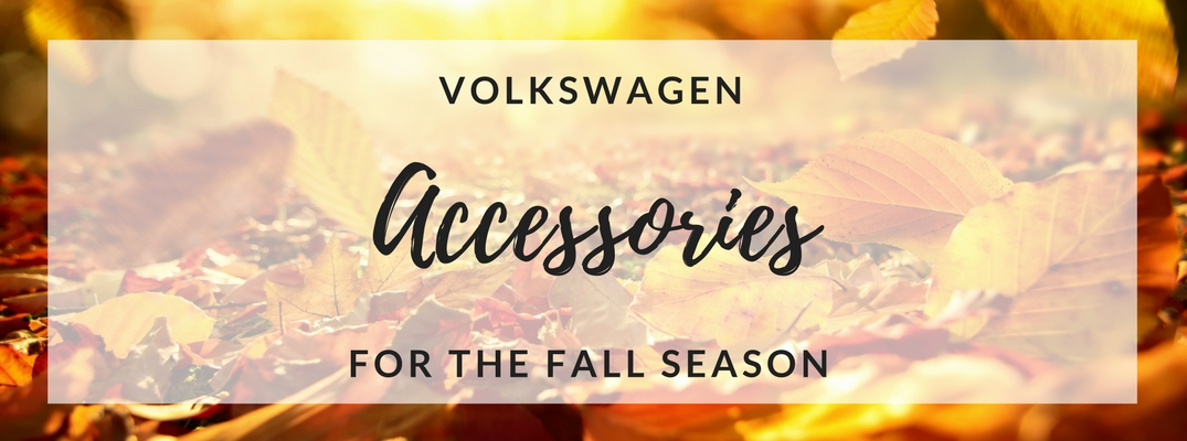 What are the Best VW Accessories for the Fall Season?