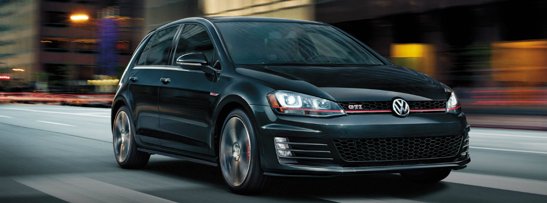 Volkswagen Golf GTI Updates and Specs