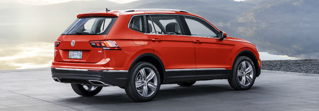 2018 volkswagen tiguan release date baxter volkswagen la vista. Black Bedroom Furniture Sets. Home Design Ideas