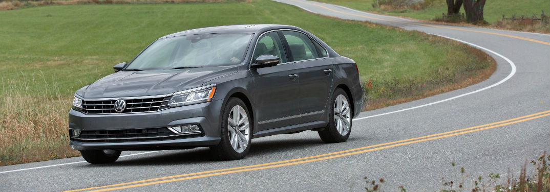 Top 3 Reasons to Buy a VW Passat