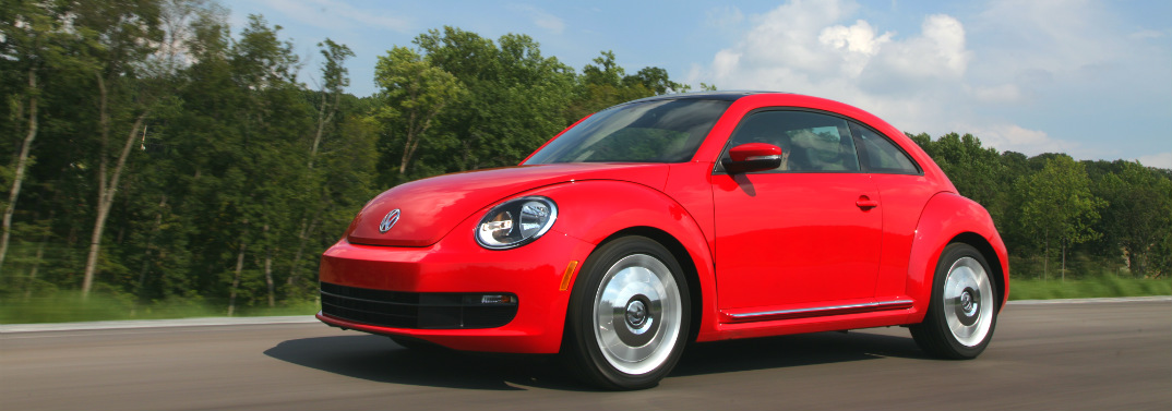 Do all VW Beetles have four seats?