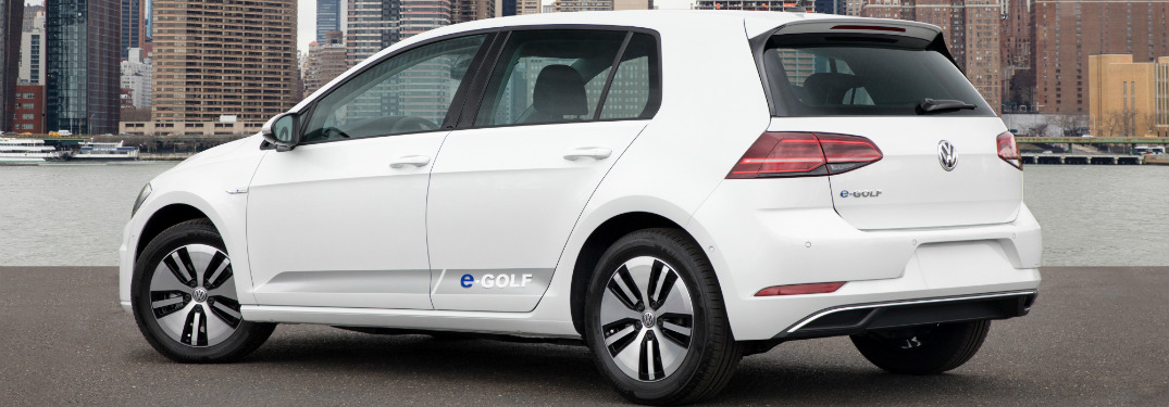 How much will the 2017 VW e-Golf Cost?