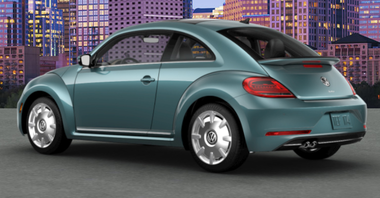 Gray Vw Beetle >> 2018 Volkswagen Beetle Color Options - Baxter Volkswagen La Vista