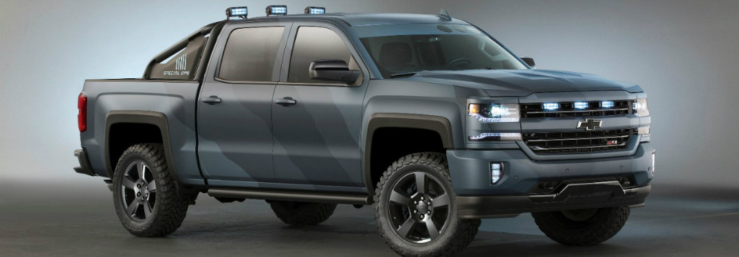 2016 chevy silverado special ops release date. Black Bedroom Furniture Sets. Home Design Ideas