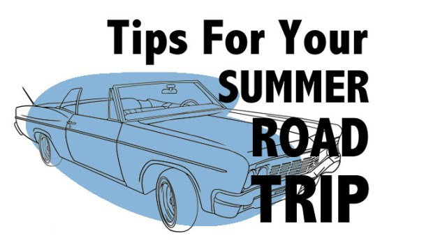 Tips to Getting Ready For a Summer Road Trip